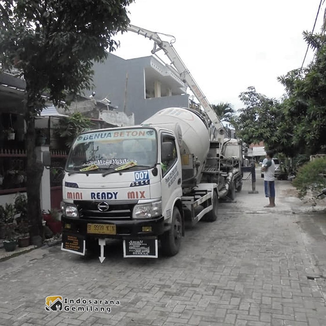 Armada Minimix Tangerang