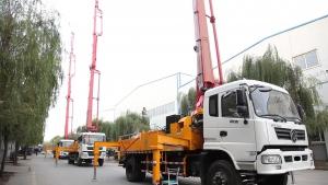 Harga Sewa Concrete Pump Murah